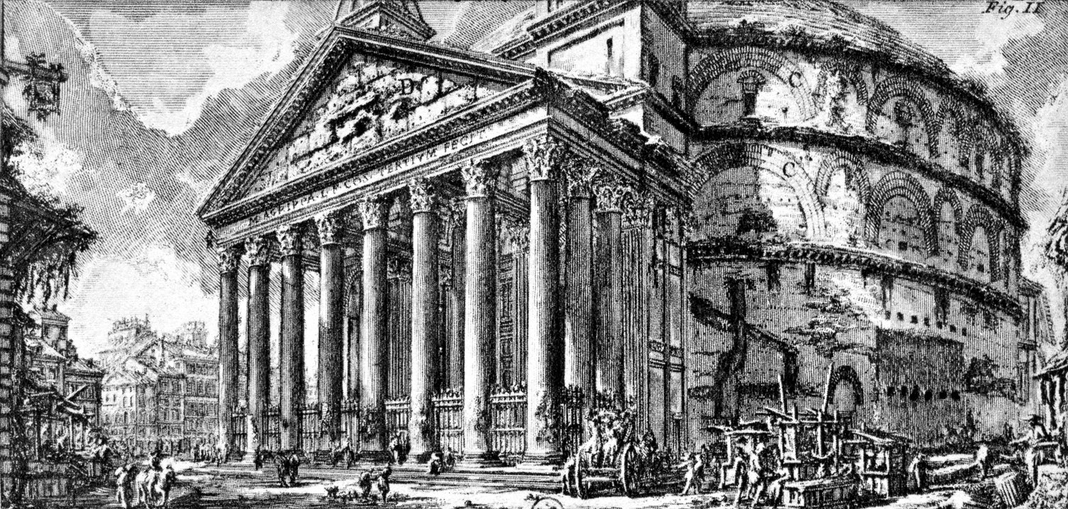 Piranesi Pantheon